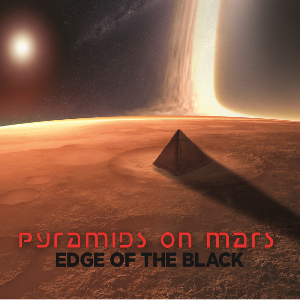 Pyramids on Mars — Edge of the Black