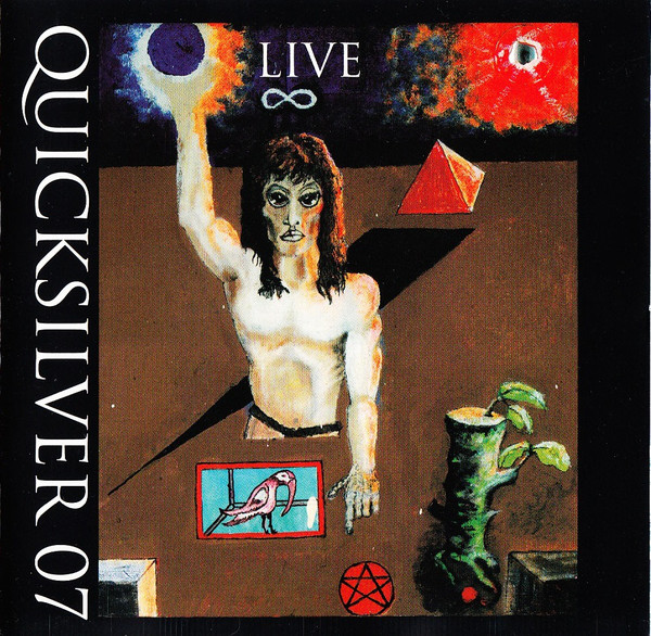 Quicksilver — Quicksilver 07 Live