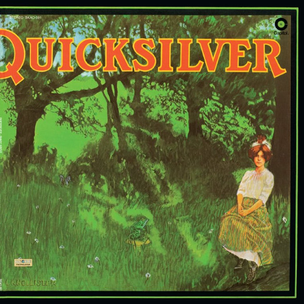 Quicksilver Messenger Service — Shady Grove