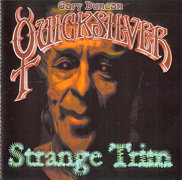 Gary Duncan Quicksilver — Strange Trim