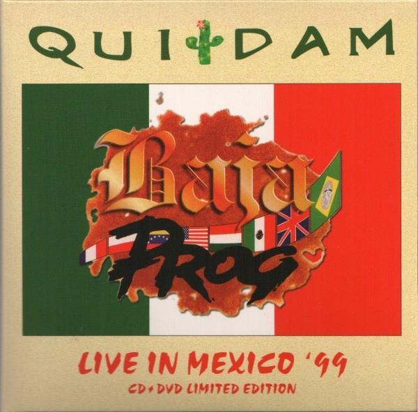 Quidam — Baja Prog - Live in Mexico '99