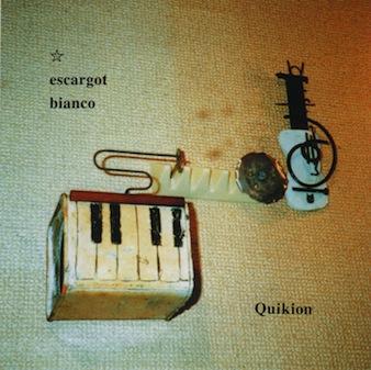 Quikion — Escargot Bianco