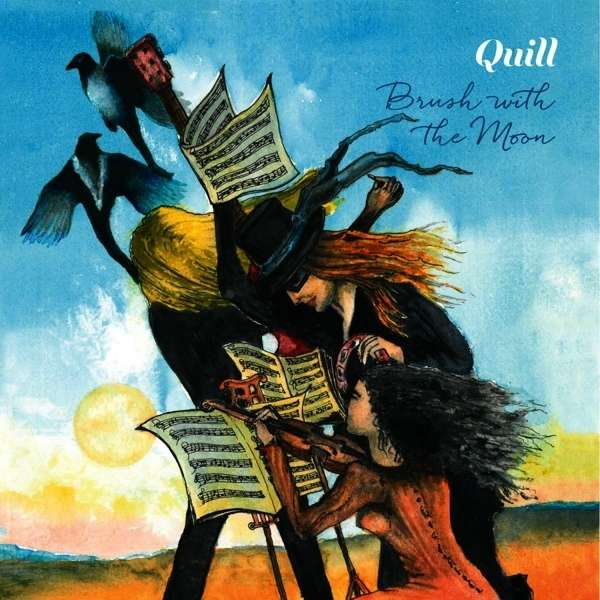 Quill — Brush with the Moon