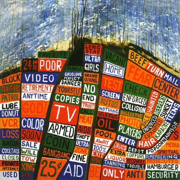 Radiohead — Hail to the Thief