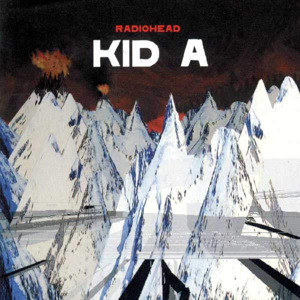 Kid A Cover art