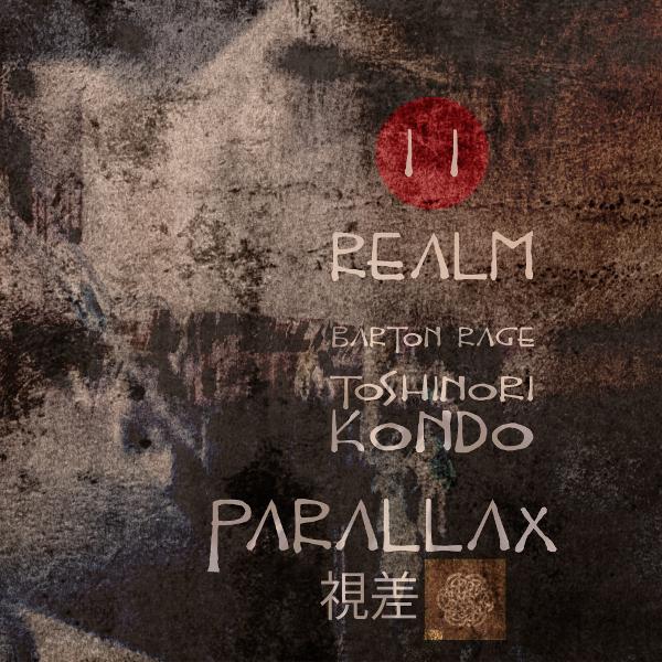 Realm II - Parallax Cover art