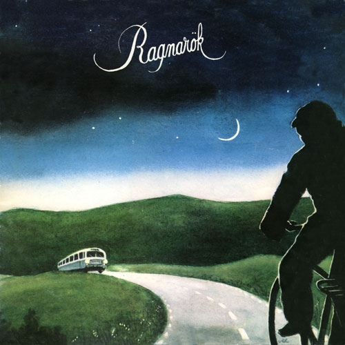 Ragnarök Cover art