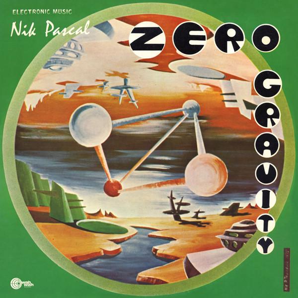 Nik Pascal (Raicevic) — Zero Gravity