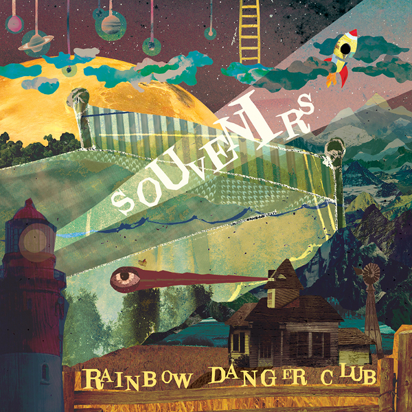 Rainbow Danger Club — Souvenirs