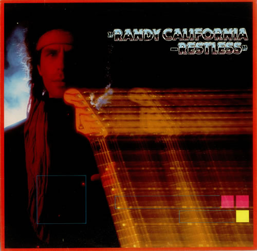 Randy California — Restless