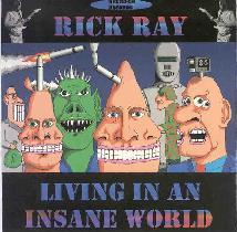 Living in an Insane World Cover art