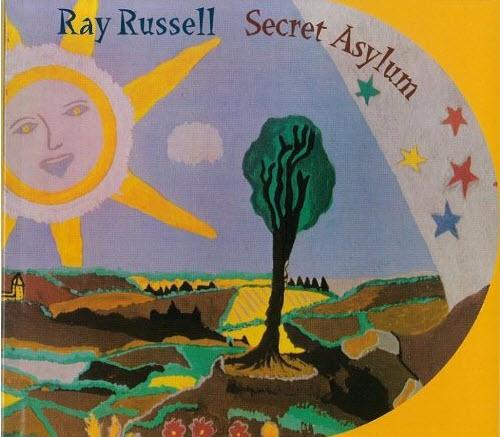 Ray Russell — Secret Asylum