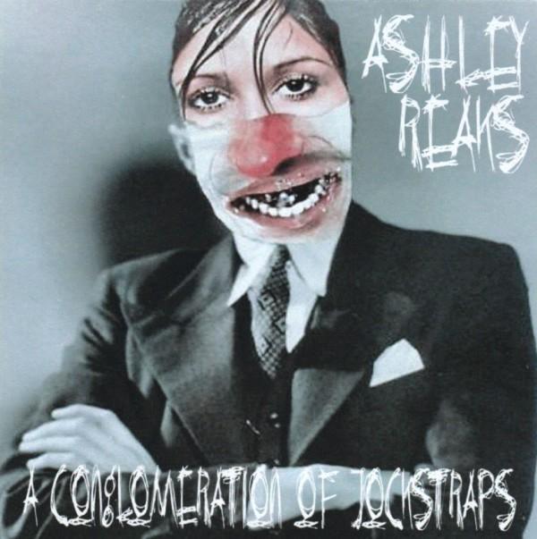 Ashley Reaks — A Conglomeration of Jockstraps