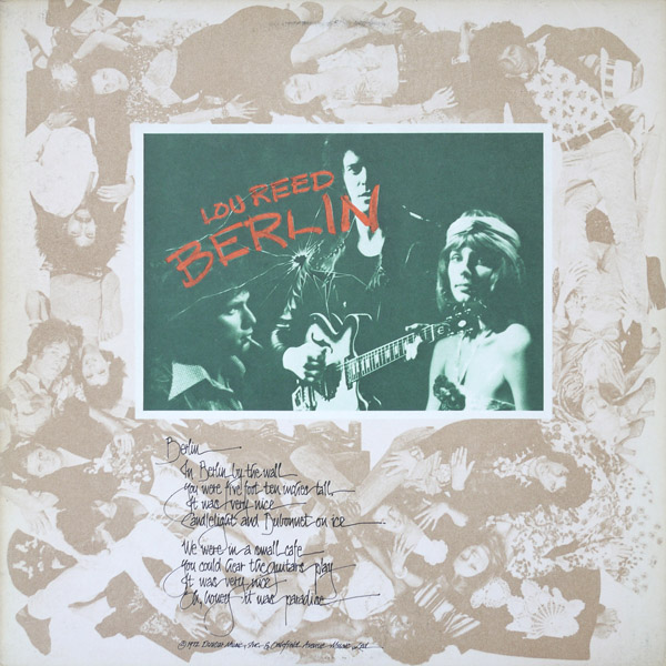 Lou Reed — Berlin