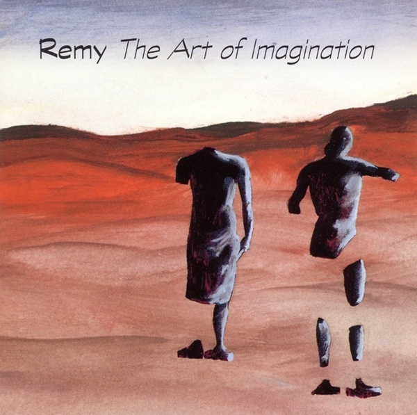 The Art of Imagination Cover art