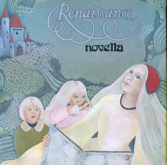 Novella Cover art