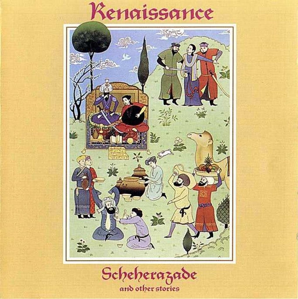 Renaissance — Scheherezade & Other Stories