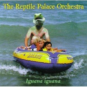 Iguana Iguana Cover art