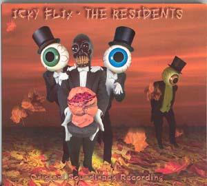 Icky Flix - Original Soundtrack Cover art