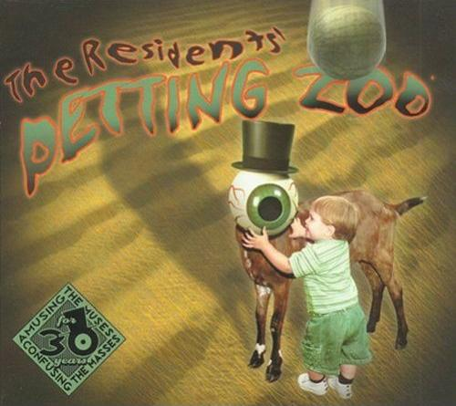 Petting Zoo Cover art