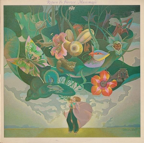 Return to Forever — Musicmagic