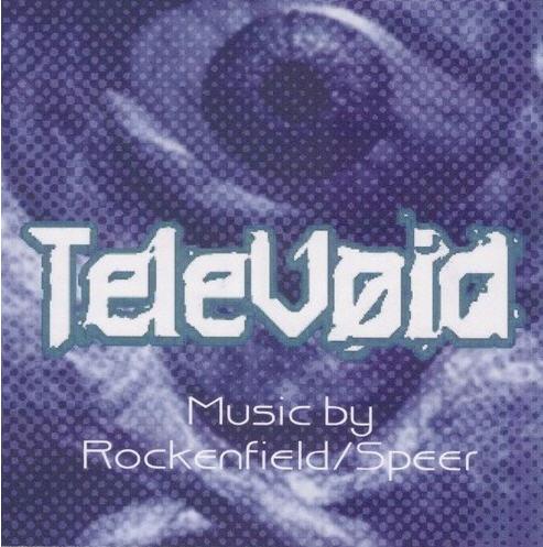 Scott Rockenfield & Paul Speer — TeleVoid