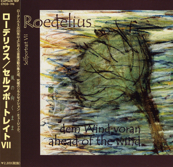 Roedelius — Selfportrait VII - Dem Wind Voran - Ahead of the Wind