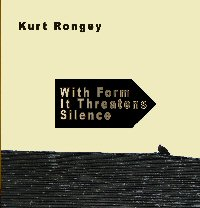With Form It Threatens Silence Cover art
