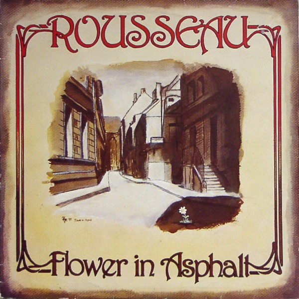 Rousseau — Flower in Asphalt