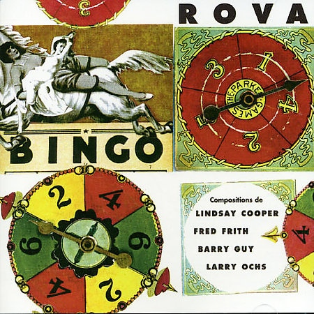 Bingo Cover art