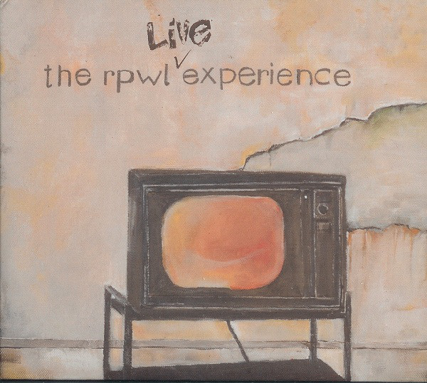 The RPWL Live Experience Cover art