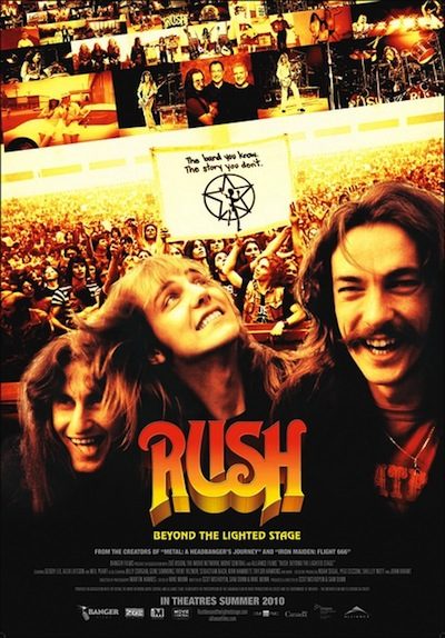 Rush — Beyond the Lighted Stage