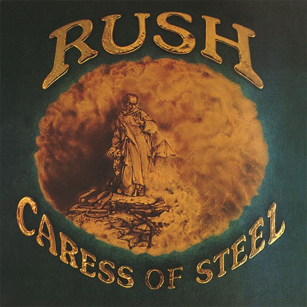 Rush — Caress of Steel