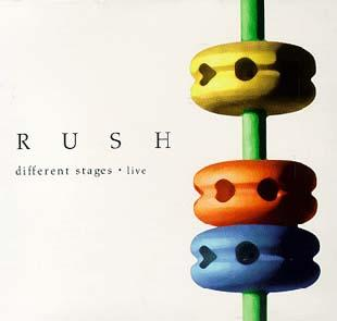 Rush — Different Stages