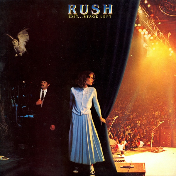 Rush — Exit... Stage Left