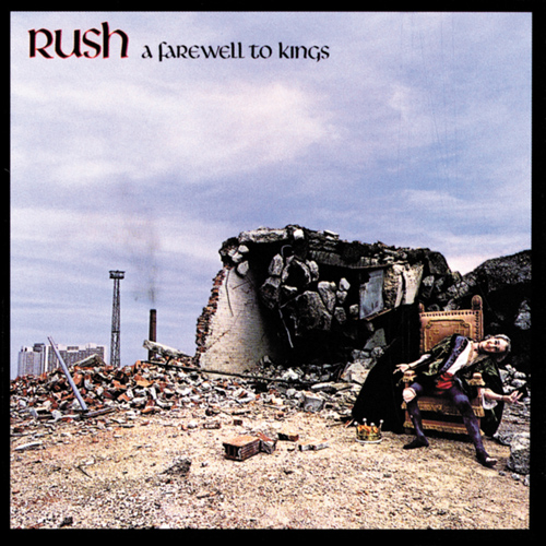 Rush — A Farewell to Kings