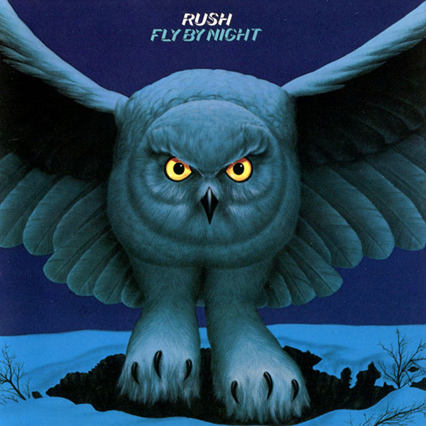 Rush — Fly by Night