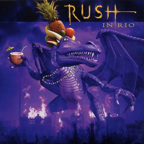 Rush — Rush in Rio