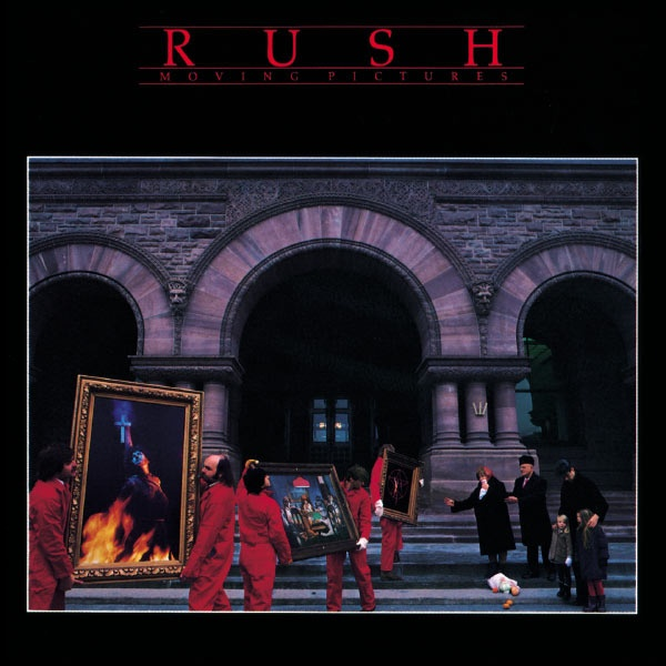 Rush — Moving Pictures