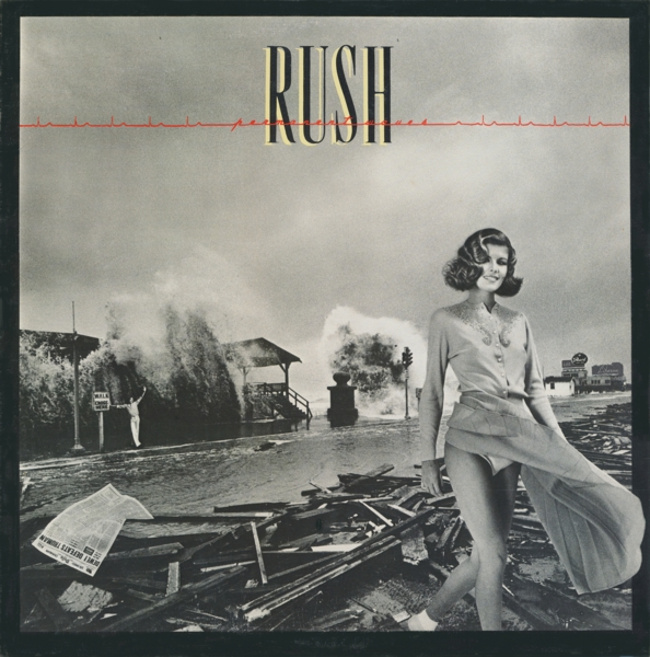 Rush — Permanent Waves