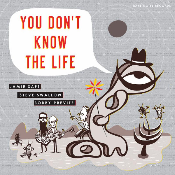 Jamie Saft / Steve Swallow / Bobby Previte — You Don't Know the Life