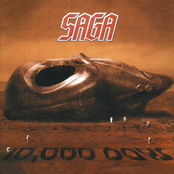 Saga — 10,000 Days