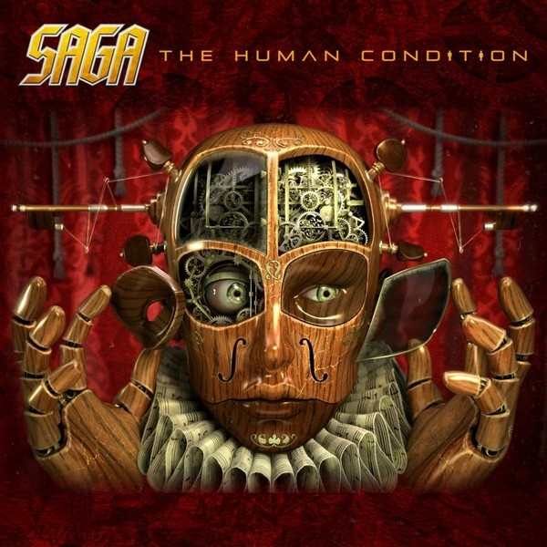 The Human Condition Cover art