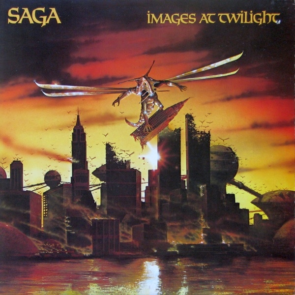 Saga — Images at Twilight