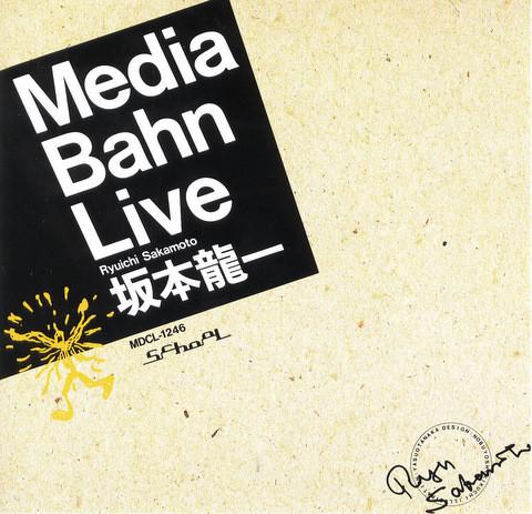 Ryuichi Sakamoto — Media Bahn Live