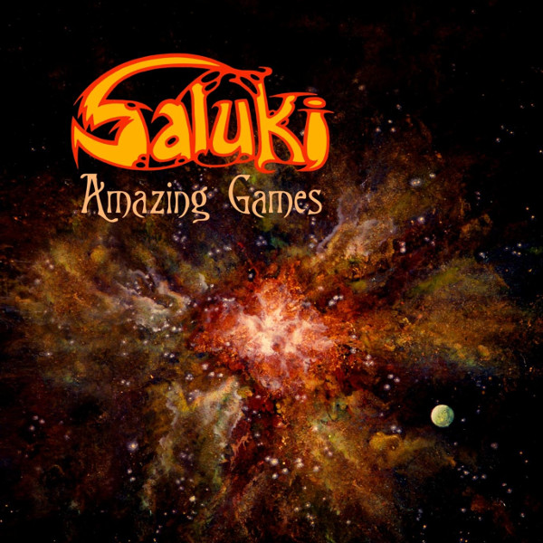 Saluki — Amazing Games