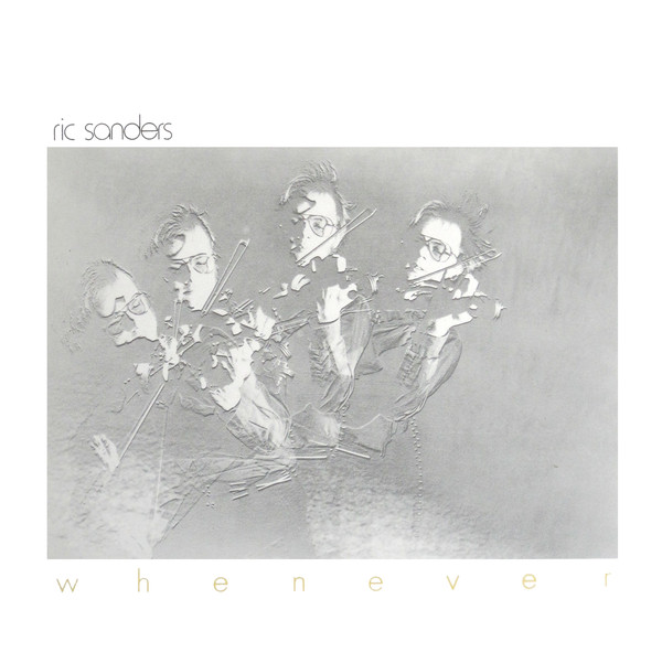 Ric Sanders — Whenever