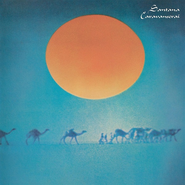 Santana — Caravanserai