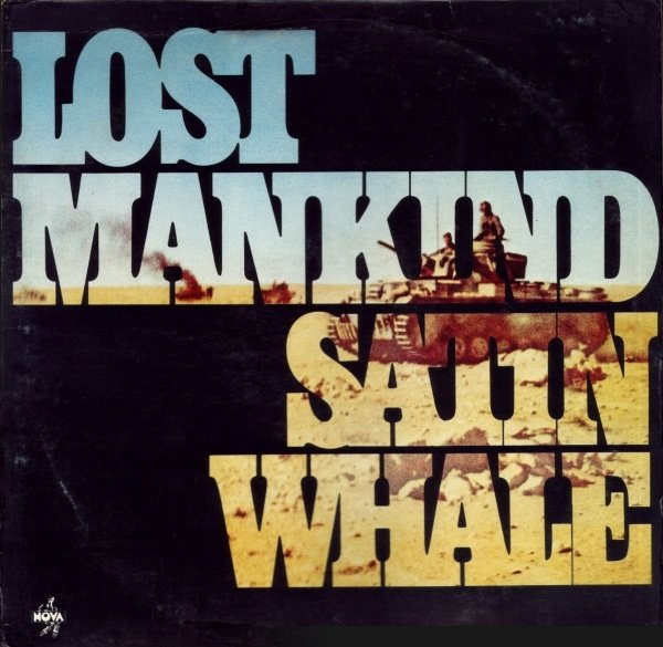 Lost Mankind Cover art