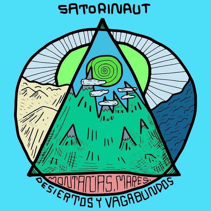 Satorinaut — Montañas, Mares, Desiertos y Vagabundos